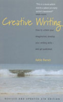 book report on creative writing by adele ramet Buy creative writing:  'this book merits a place on every writer's bookshelf 'writers  adele ramet enjoys enormous success as a writer of short and twist.